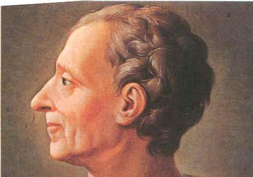 Charles-Louis de Secondat, Baron de La Brède et de ...