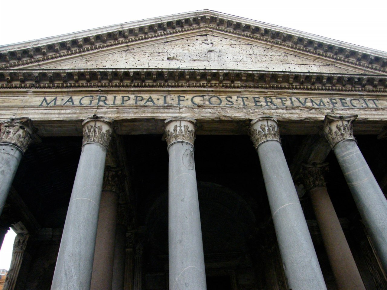 Rome and a Villa: Hadrian's Pantheon and Tivoli Retreat