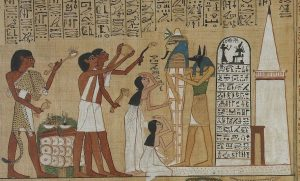 The Ancient Egyptian Concept of the Soul