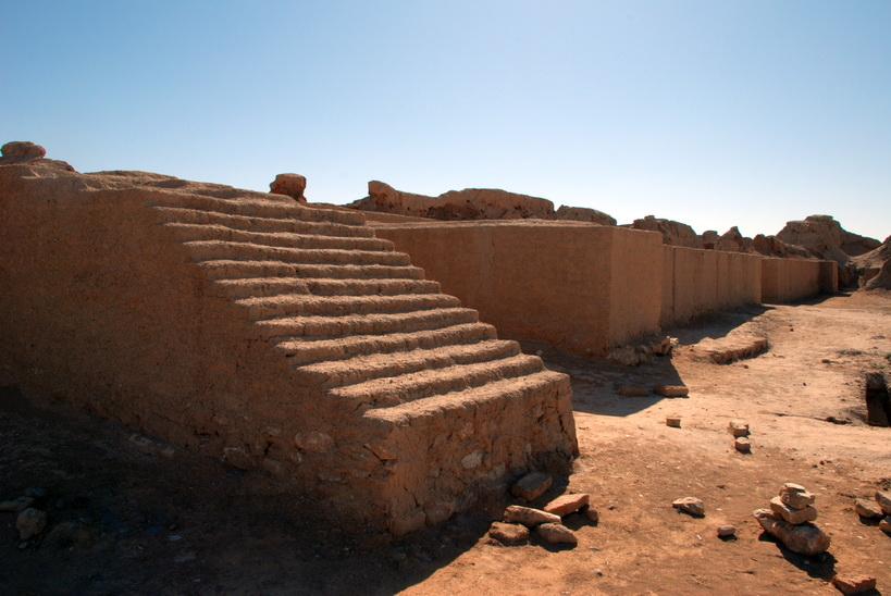 mesopotamia temples