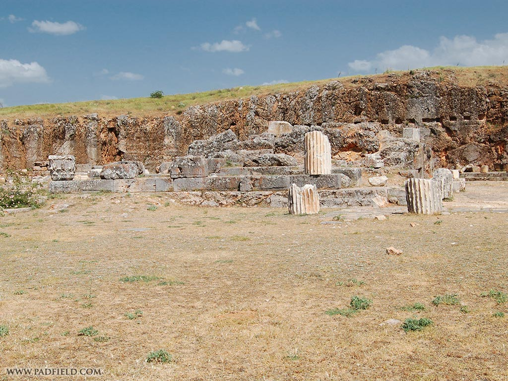 A Tour Of Ancient Antioch Of Pisidia
