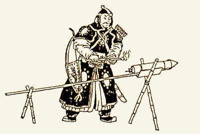great chinese inventions from the abacus (suanpan) to gunpowder  an accurate diagram of ancient chinese firework #13