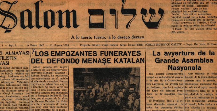 Yiddish and Judeo-Spanish, a European Heritage