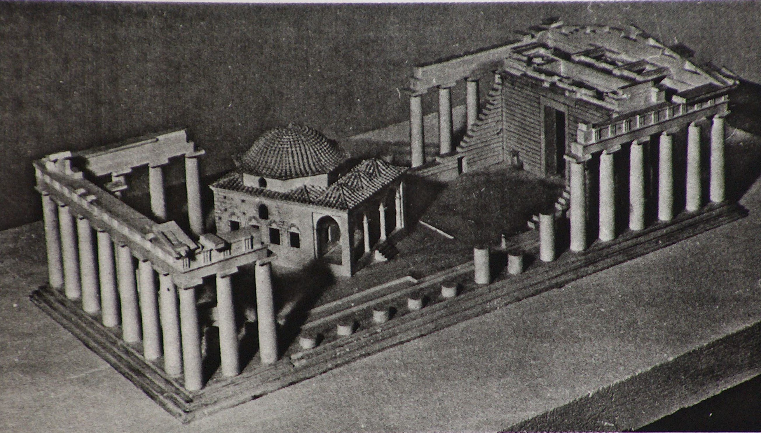 Archaeology Of The Acropolis In Athens Early Settlement