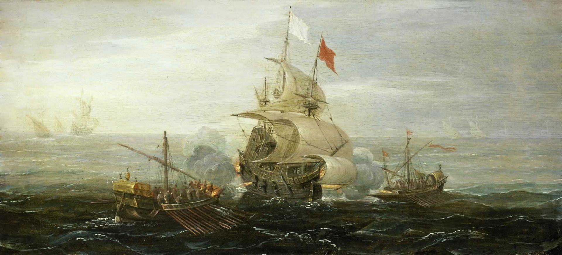 piracy in a contested periphery emergence of the modern world