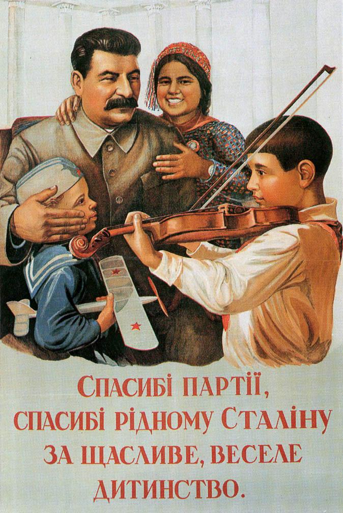 stalin kinder