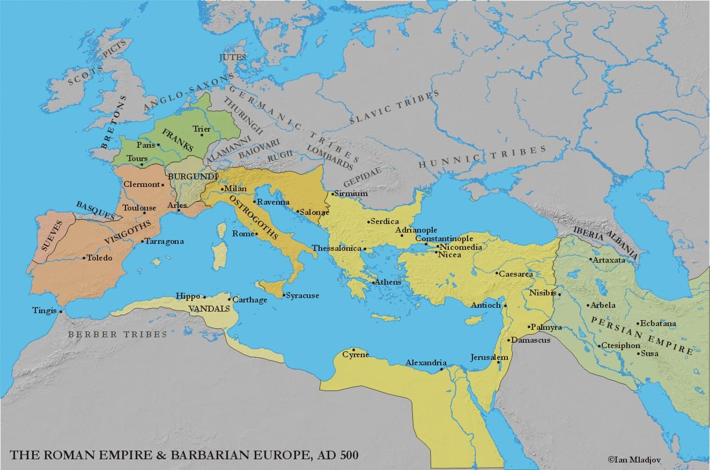 byzantine empire achievements