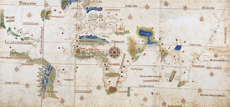 Early Globalization: The Atlantic World, 1492–1650 on