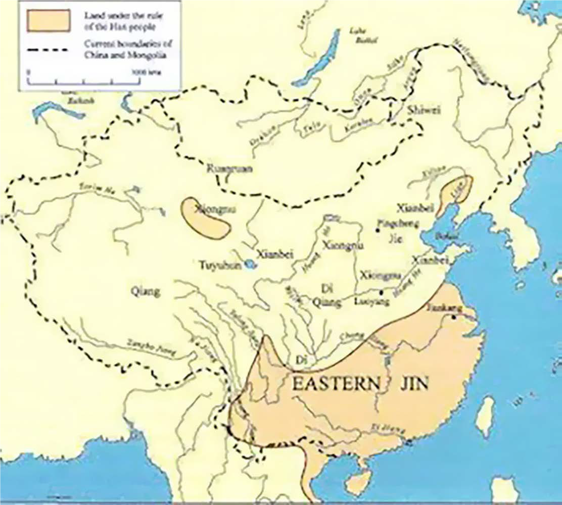 Map Of Asia Over Time.History Of China And East Asia To The Ming Dynasty