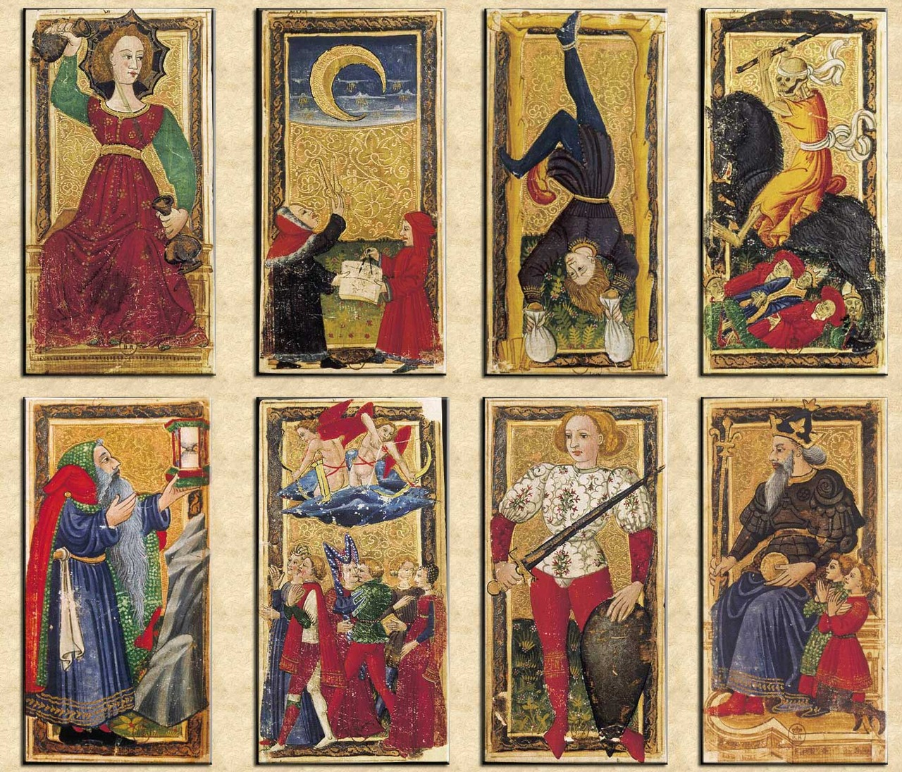 Mithraism And The Medieval Introduction Of Tarot Cards
