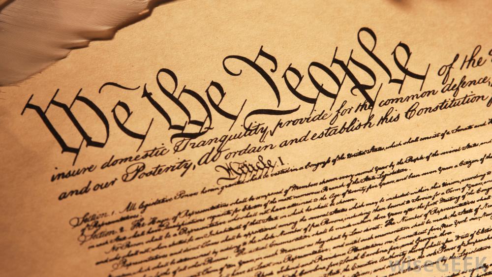 The U.S. System of Constitutional Government – Brewminate