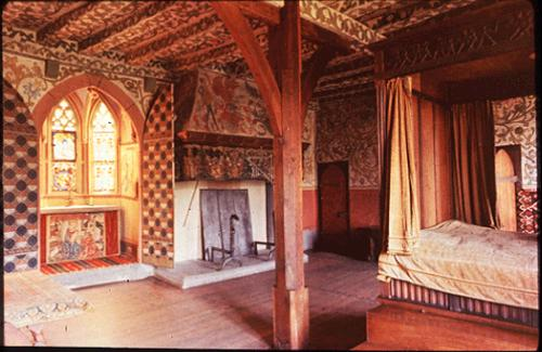An Honest Bed The Scene Of Life And Death In Late Medieval