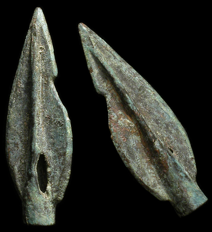 The Bow and Arrow in Archaic Greece