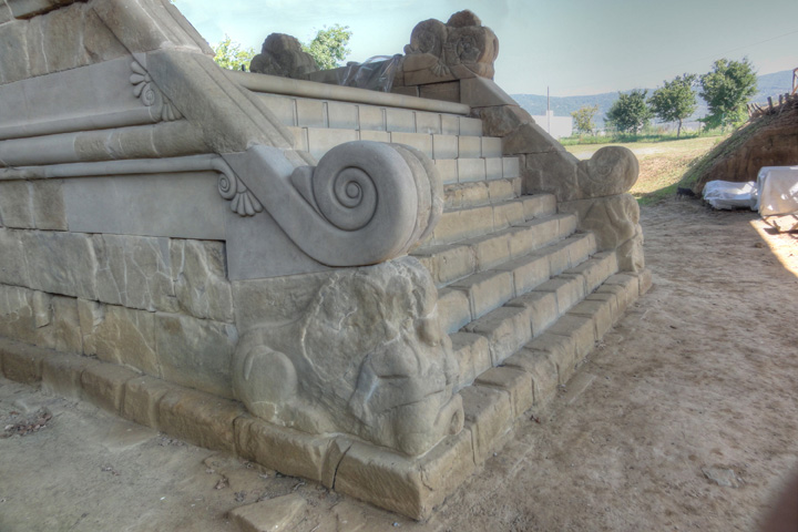 Etruscan Architectural Traditions: Local Creativity or Outside Influence? – Brewminate