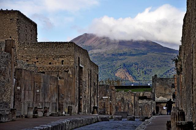 Analysing The Rural Landscape Around Pompeii Before Eruption Of Somma Vesuvius In AD 79