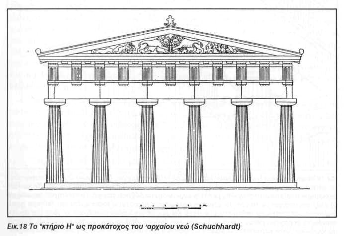 Topographic Examination Of The Acropolis At Athens