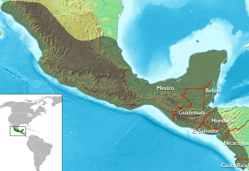 Mesoamerica An Introduction