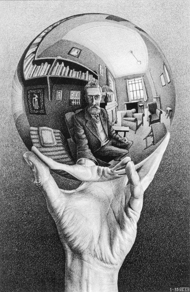 Escher and Coxeter – A Mathematical Conversation