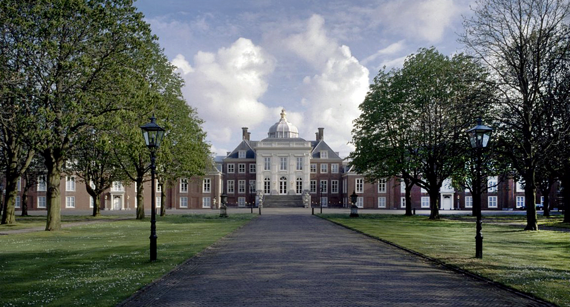 Huis ten bosch house in the woods for Huis ten bosch hague