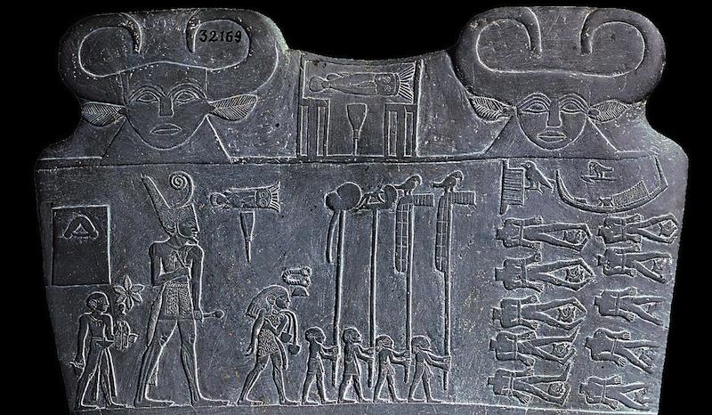 The Palette Of King Narmer Vital To Understanding