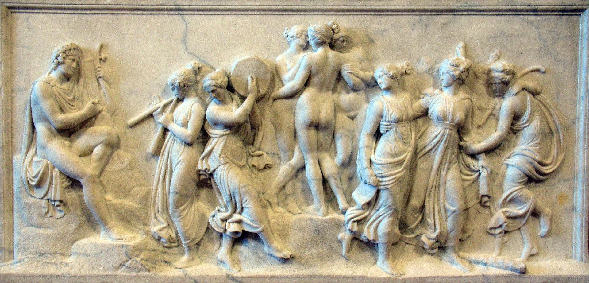 greek vs roman mythology