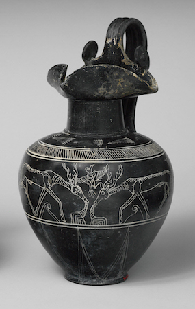 Ancient Etruscan Bucchero