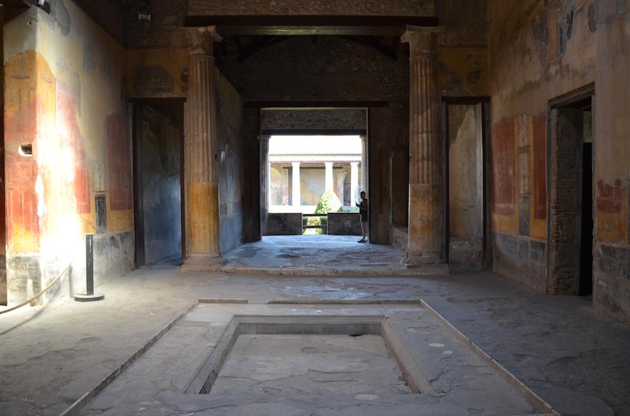 Roman Domestic Architecture
