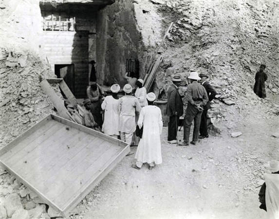 The Curse Of King Tuts Tomb Torrent: Tutankhamun's Tomb (Innermost Coffin And Death Mask
