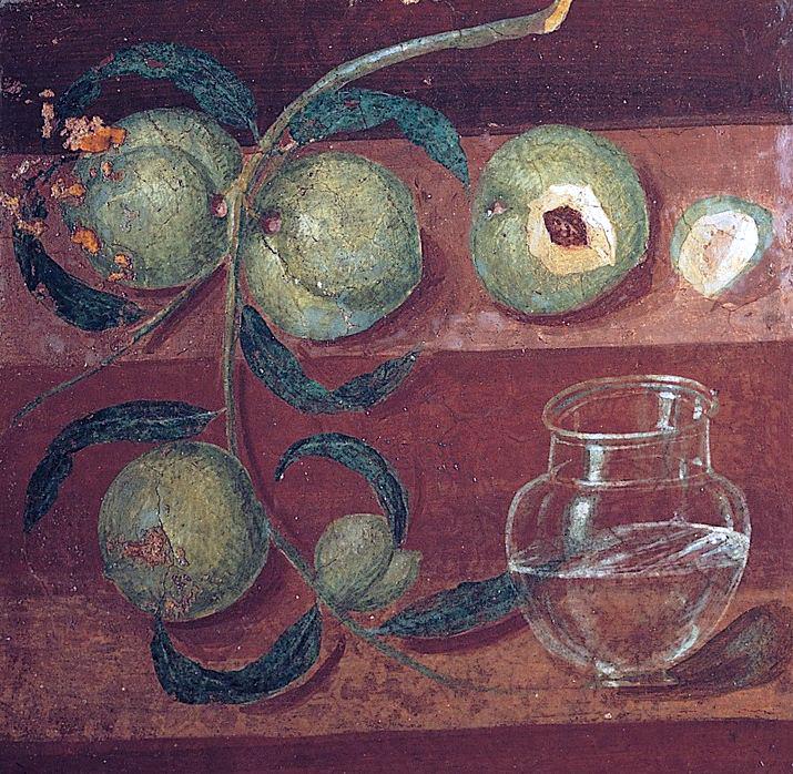 peinture decorative sur verre
