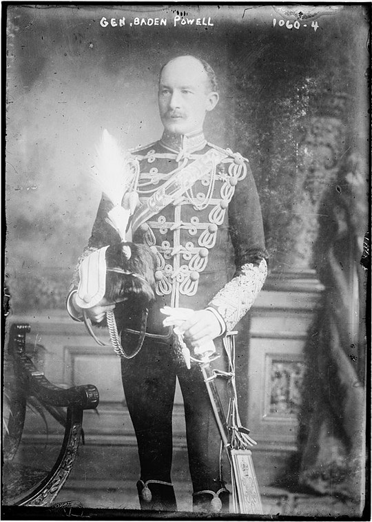 Robert Baden Powells Entomological Intrigues