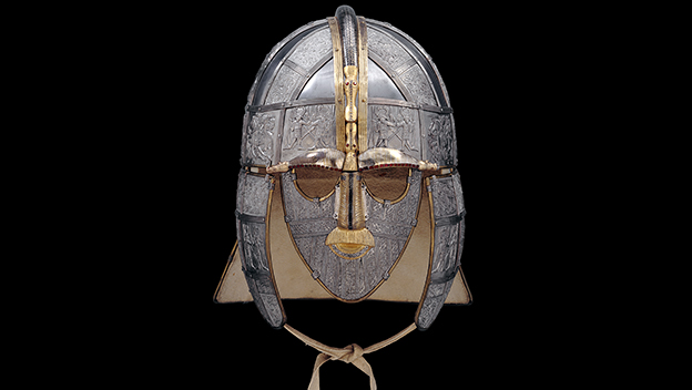 Anglo Saxon Treasures From The Sutton Hoo Ship Burial