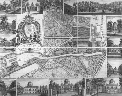 Landscape And Garden Design In 18th Century Europe Architectural