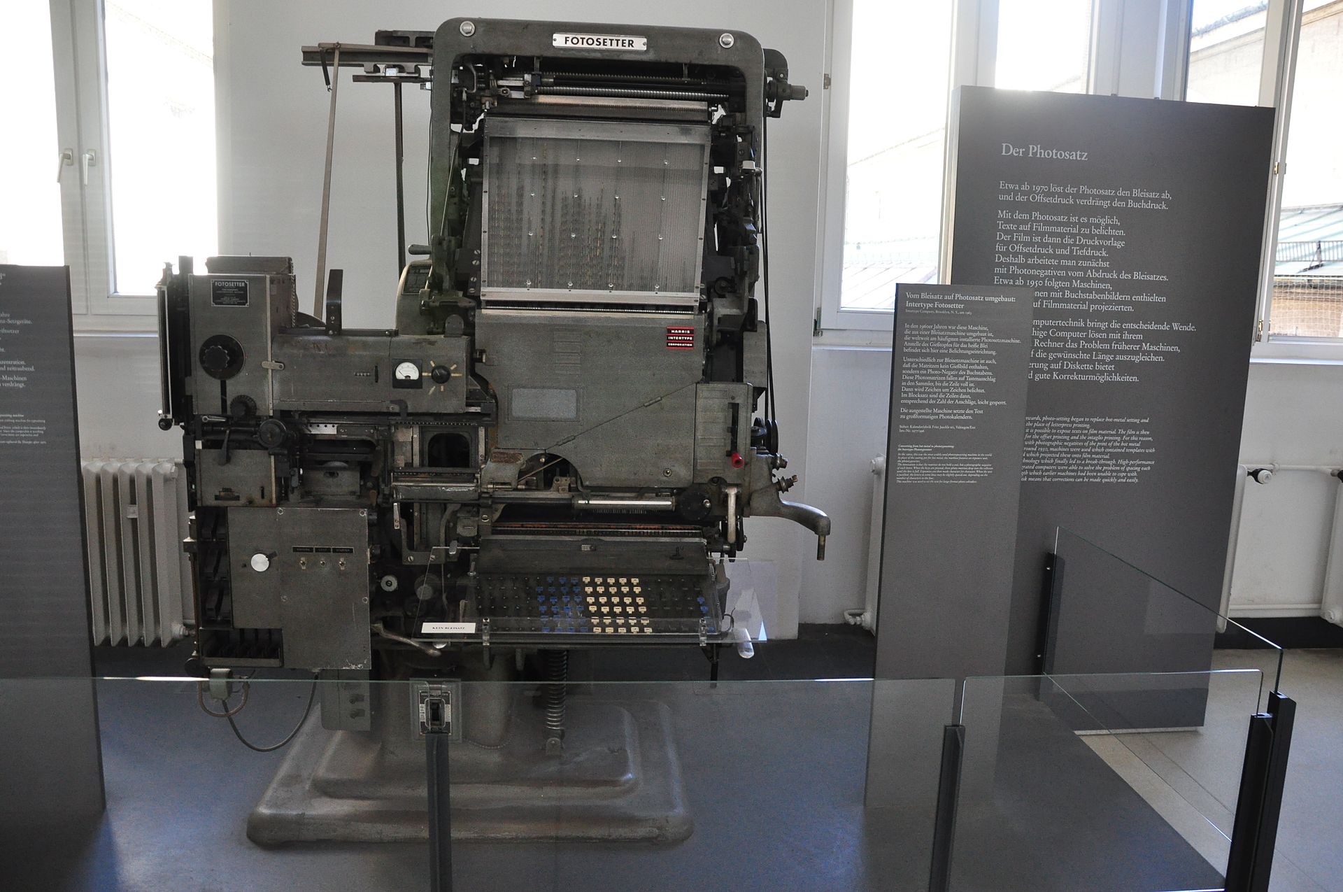 A History of Printing and Typesetting in Film