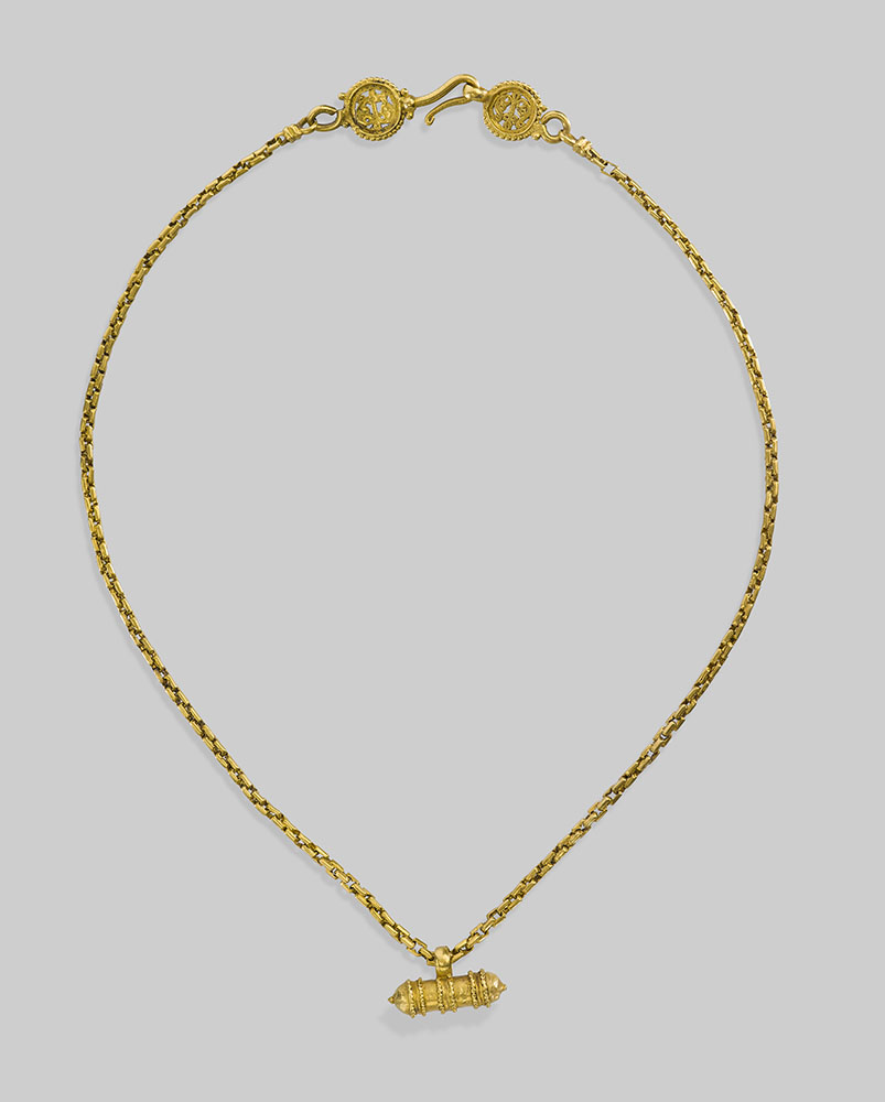 Byzantine Amulets and Jewelry: Status and Protection from Evil