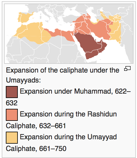The Early Medieval Rise and Spread of Islam