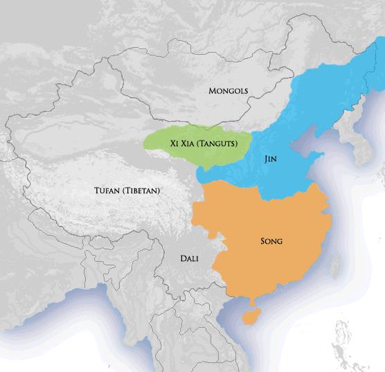 what did the mongols accomplish