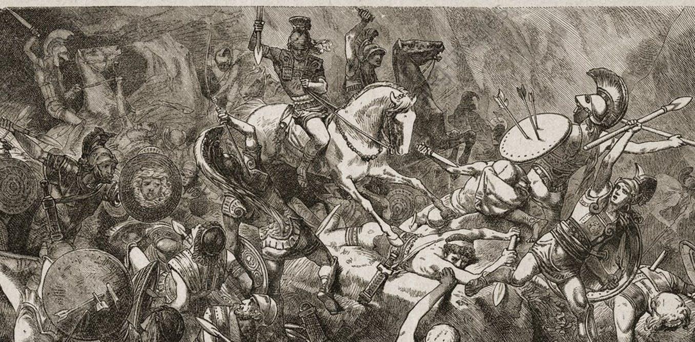 War And Human Nature Crash Course Script