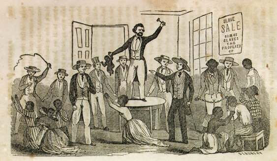 The Story Of The Largest Slave Auction In American History