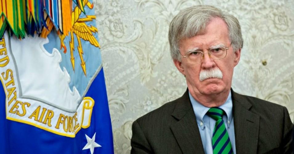 South Korea Blames 'Landmine' John Bolton for Faltering ...