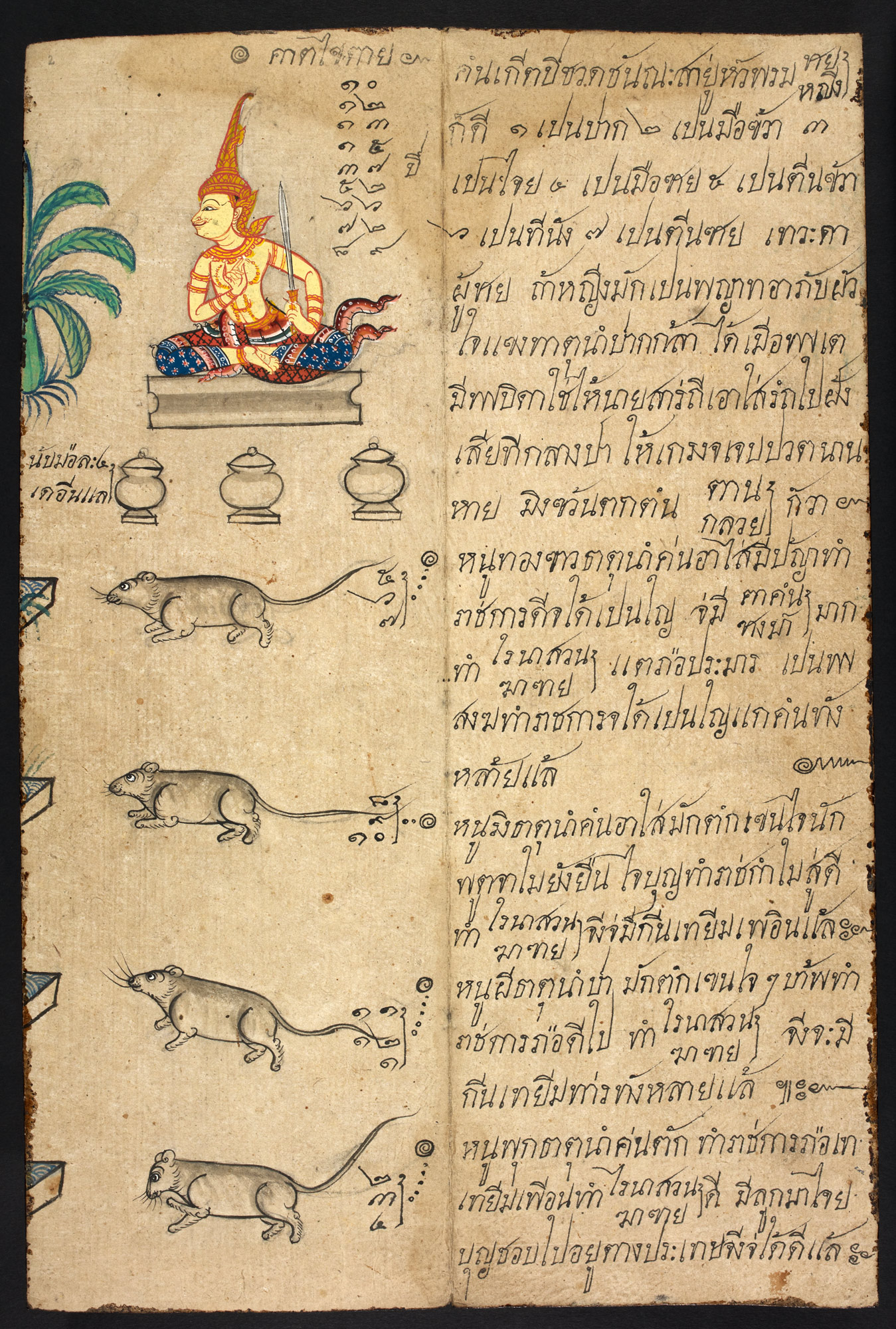 What's My Thai Horoscope? – The Importance of Divination in