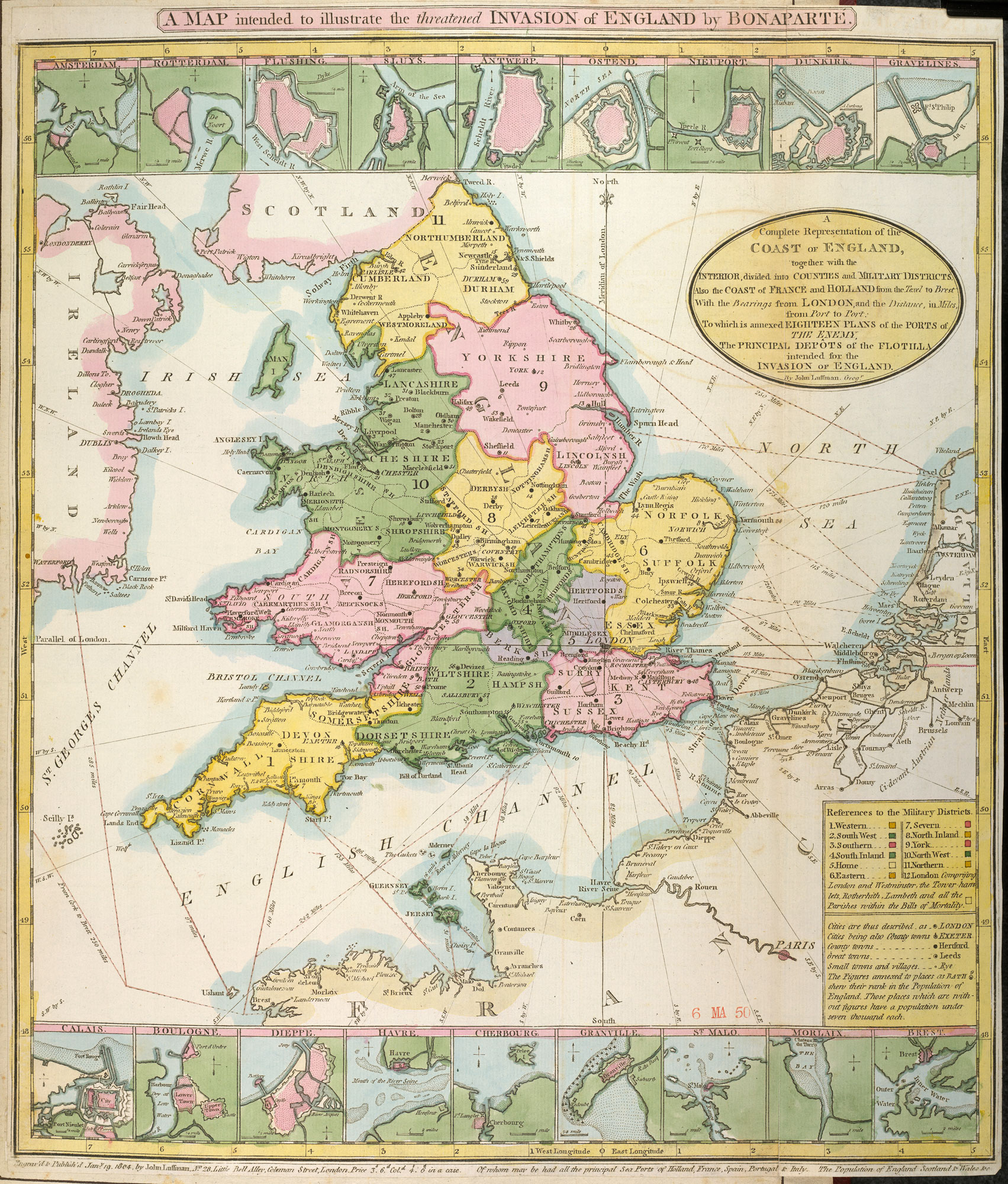 The Impact of the Napoleonic Wars in Britain