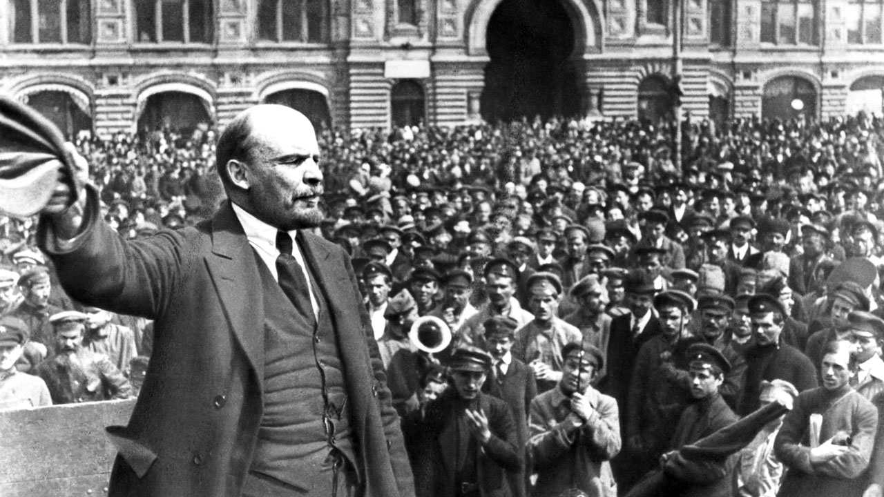 Reporting the Russian Revolution – Brewminate