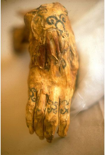 c8779fb385b The Ancient and Mysterious History of Tattoos