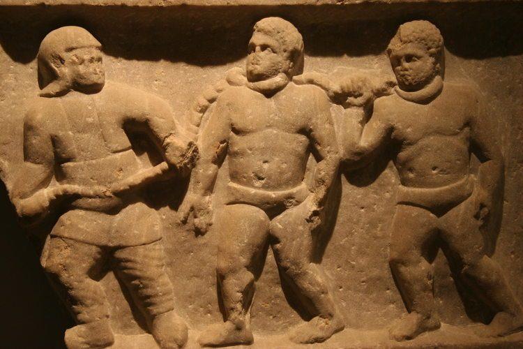 spartacus child labour