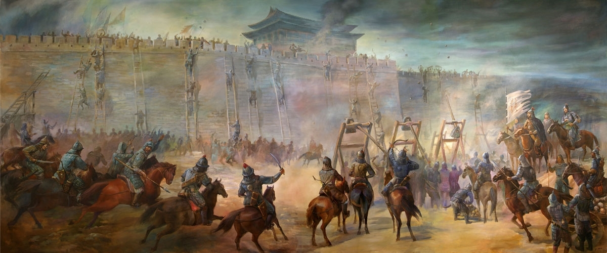 A Brief Overview of the Mongol Empire