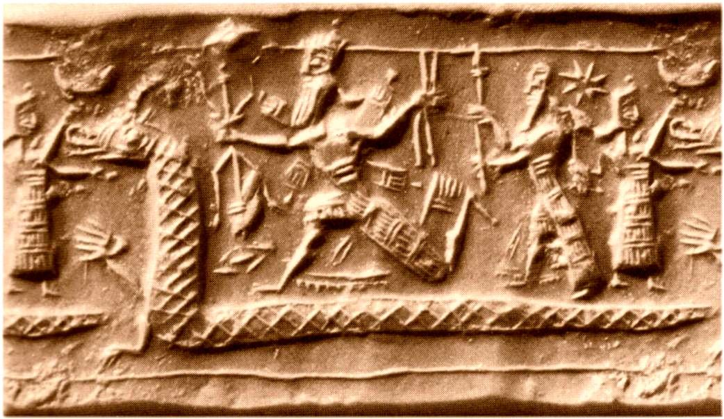 what was the role of religion in mesopotamia