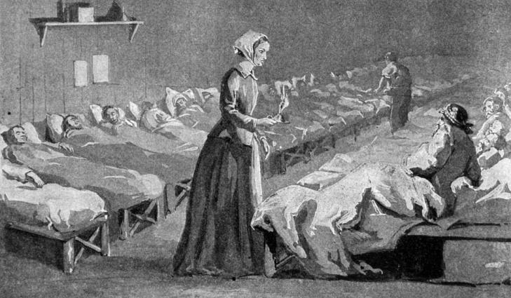 Resultado de imagen de Florence Nightingales