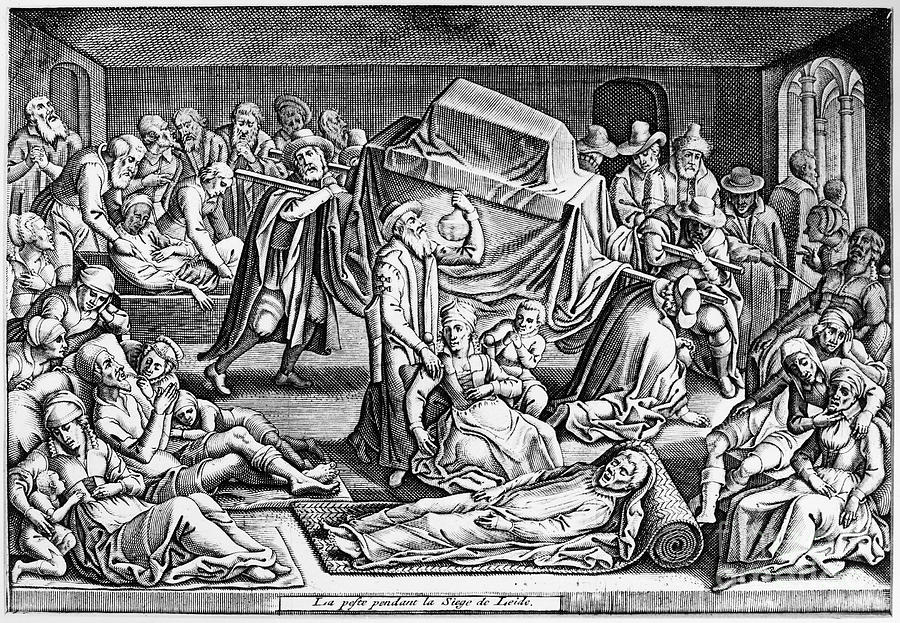 economic effects of the black death