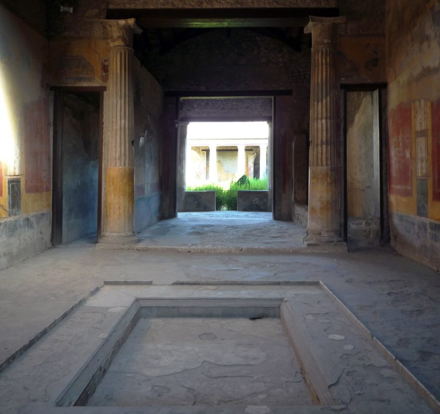 The Graeco Roman Etruscan Marvel That Was Pompeii