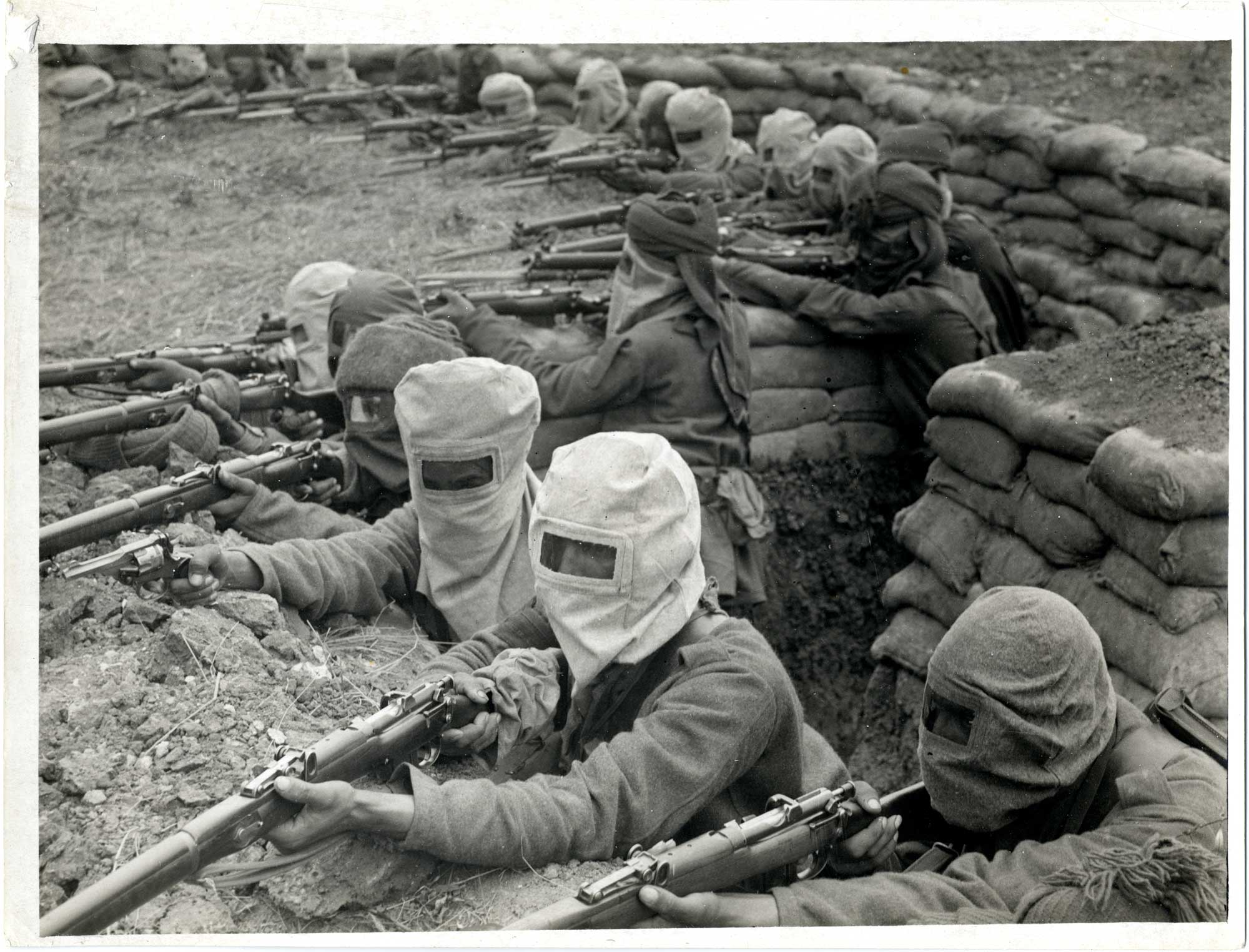 The Uses of Photography in World War I